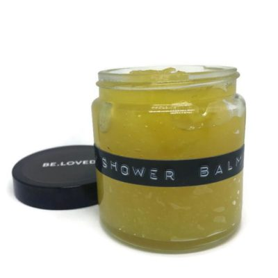 Lemongrass shower balm 1